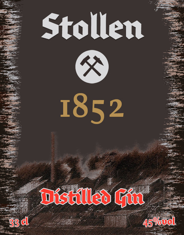 Stollen 1852 Distilled Gin