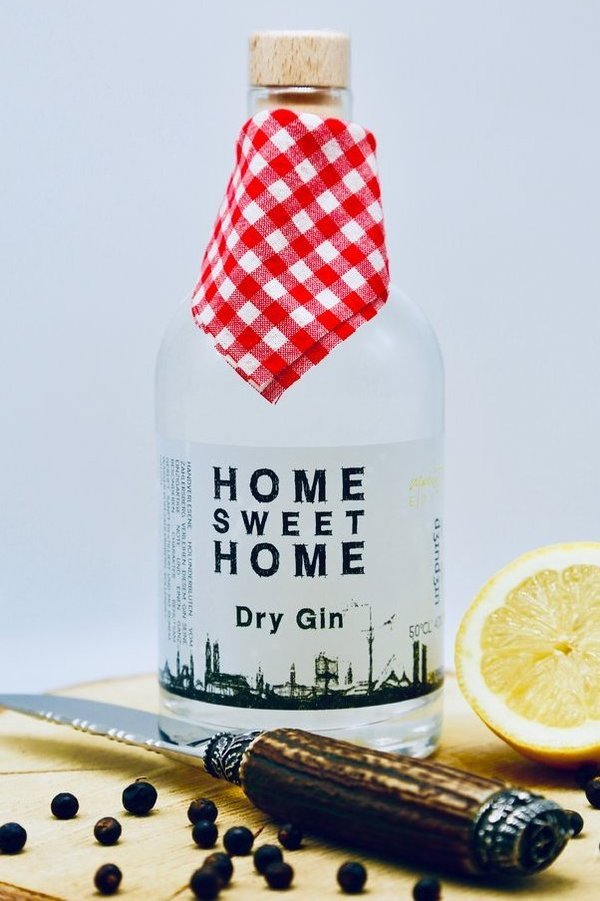 Home Sweet Home Dry Gin